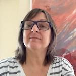 Sylvie - Élève en peinture